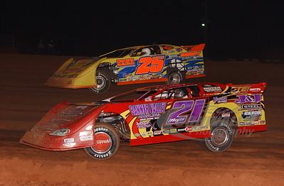 21 Billy Moyer & 25 Shane Clanton
