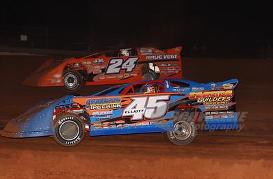 45 Ricky Elliott & 24 Rick Eckert