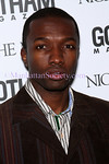 New York - November 18: Actor Jamie Hector at Gotham Magazine's Annual Gala at Espace on Tuesday, November 18, 2008 in New York, NY.  (Photo by Steve Mack/Manhattan Society)