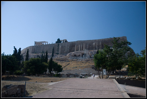 The Acroplis, in Athens!