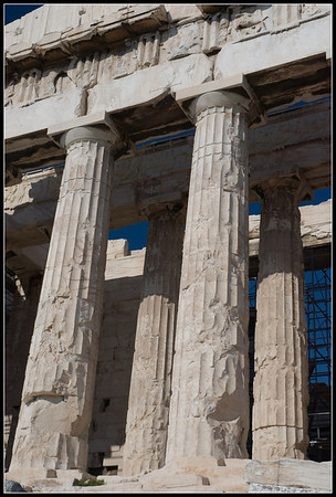 The Acroplis, Athens.