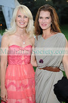 Sara Herbert Galloway, Brooke Shields August 1, 2008. HAMPTONS MAGAZINE Haley & Jason Binn And Debra Halpert Along With Sara Herbert-Galloway & Alan Becker Host an intimate dinner to celebrate the season . Photos ©ManhattanSociety.com By Gregory Partanio 2008
