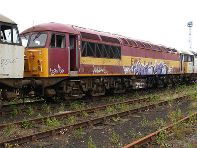 56119 at Healy Mills 27/07/08.