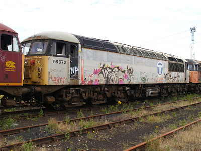 56072 at Healy Mills 27/07/08.