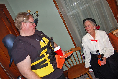 A Killer Bee and Mary Poppins