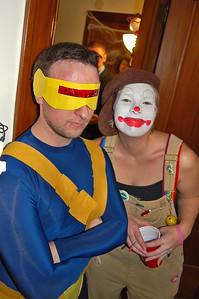 Cyclops and A Clown