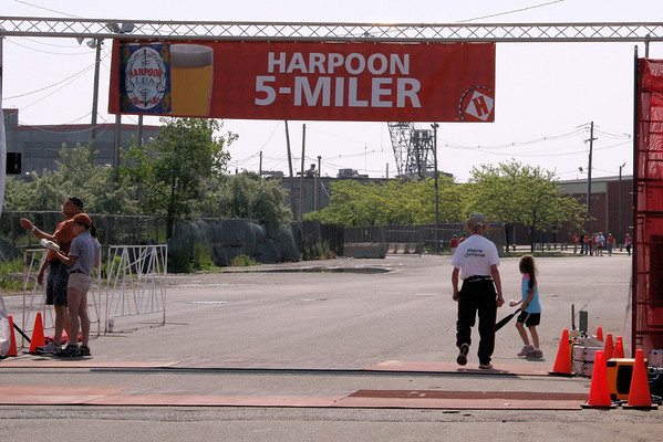 Harpoon Brewery 5-Miler