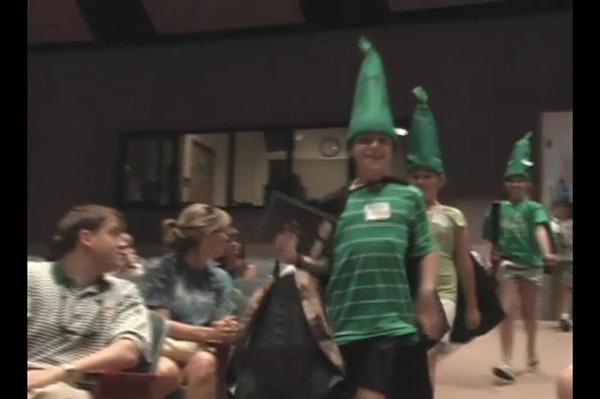 Hogwarts Ceremony