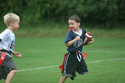 Hayden's Flag Football