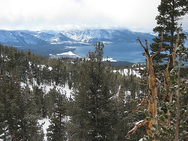 Lake Tahoe from Heavenly