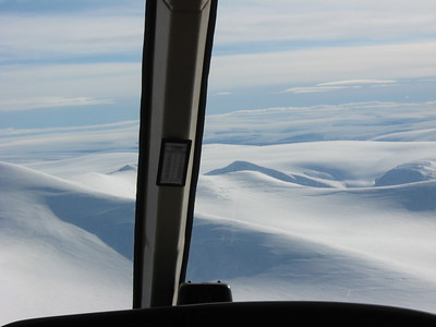 Above Ellesmere Island - Amy Garawitz