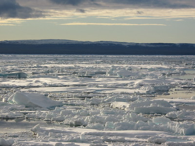 Ice to Break in Eureka Sound - Amy Garawitz
