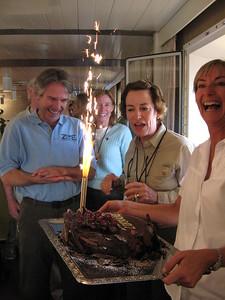 Surprise for Lorraine Barba's birthday - Amy Garawitz