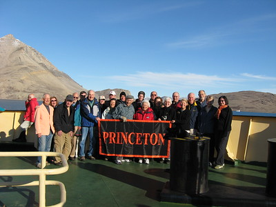 Princetonians at Sea - Amy Garawitz