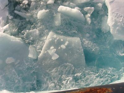 Broken Ice - Amy Garawitz