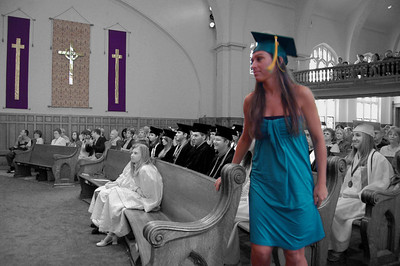 Baccalaureate Sunday at First United Methodist Church in Downtown Pensacola