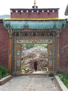 Songzanlin monastery - Betty and John Leydon