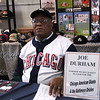 Joe Durham played Negro League Baseball