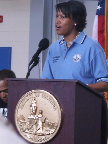 Muriel Bowser, Ward 4 Councilmember