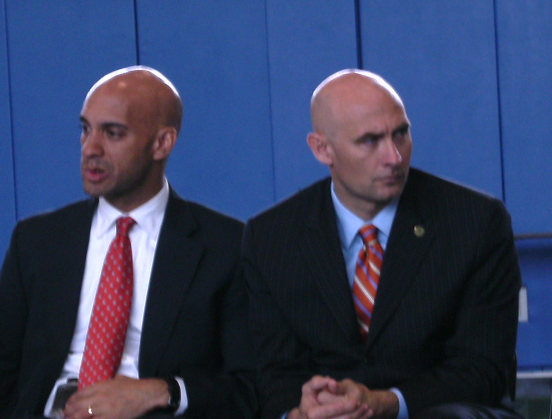 Mayor Adrian Fenty