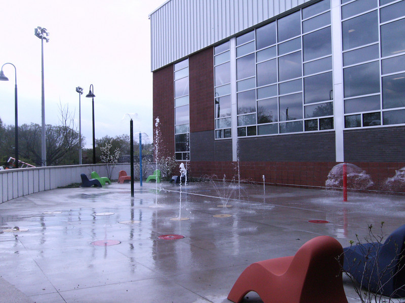 Riggs-LaSalle Recreation Center, Ward 4.