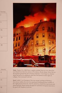 Fire Trucks in Action Calendar - 2011