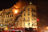 Hoboken 1-29-08 : Hoboken fatal 4th alarm at 1203 Washington St. on 1-29-08
