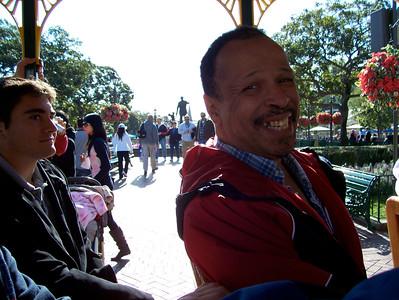 Holiday Happiness 2008 Disneyland