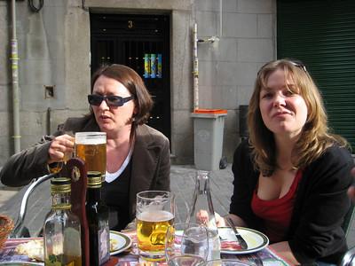 20080312 Liz in Madrid