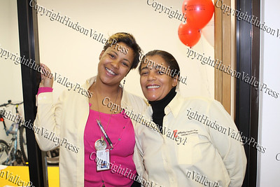 Affinity Health Plan is represented at the City of Newburgh Christmas Extravaganza held at the Business Resource Center on December 12, 2008.