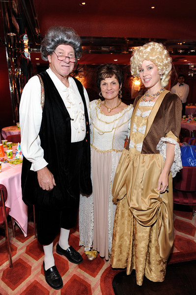 Lawrence Heinemann, Carol Heinemann, and Michelle Marie Heinemann attend Hudson Cornelius Heinemann 2nd birthday party held at Doubles.