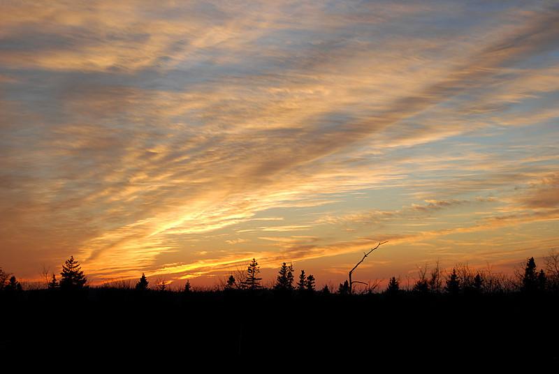 Sunset in Halifax<br /> <br /> Jan 12, 2008