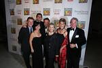 Helmut Koller, Alina and Anthony Shriver, Mark Freitas, Helga Wagner, Cynthia Friedman, and John Elwood