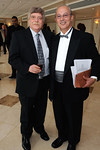 Frank Parisi (Director of the Queens DDSO), Paul Challita (CFO Independence Residence)