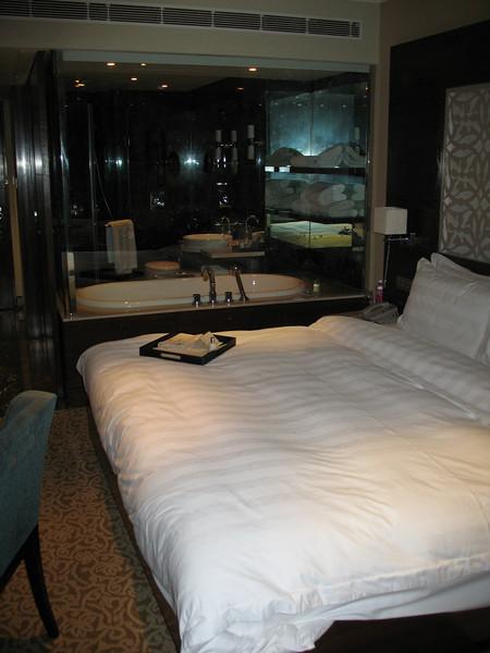Room at the Taj...The Taj Hotel, not the Taj Mahal!!