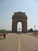 India Gate - Monument to the 90,000 soldiers who died in WWI.
