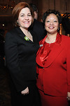 NYC Council Speaker, Christine Quinn & Linda Lausell Bryant