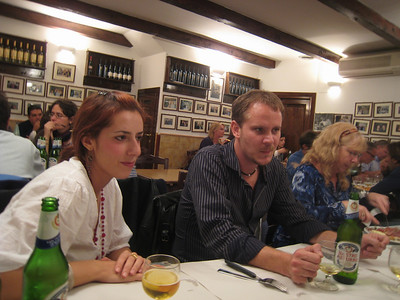 Alessandra and Brian
