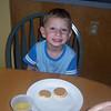 Sammy's pancakes!