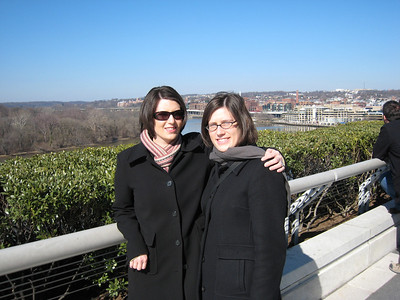 Janelle's Visit to DC 2008