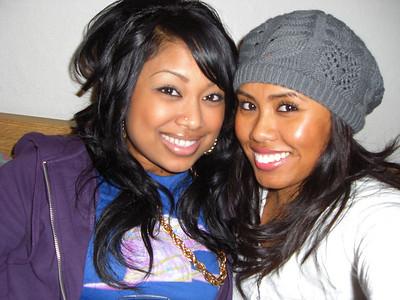 Jazmin & Myra