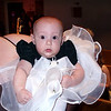 Kaylie's poofy dress
