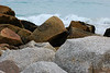 Crystal Crescent Beach<br /> <br /> There is a mix of marble and granite