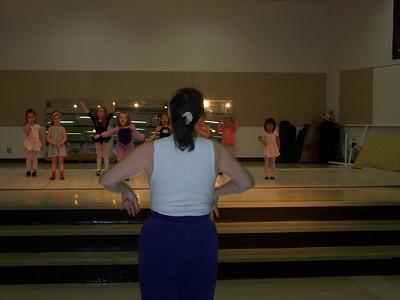 Kaara's Recital practice