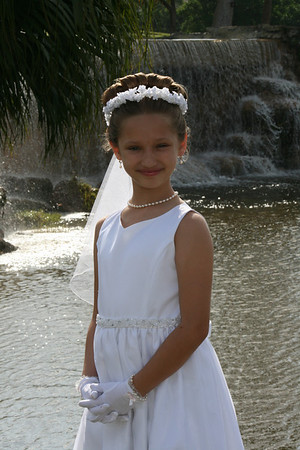 Kate's Communion 05/08