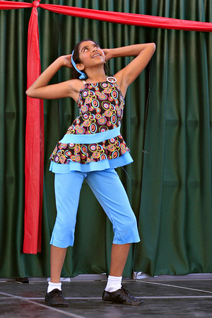 Nimisha's Dance