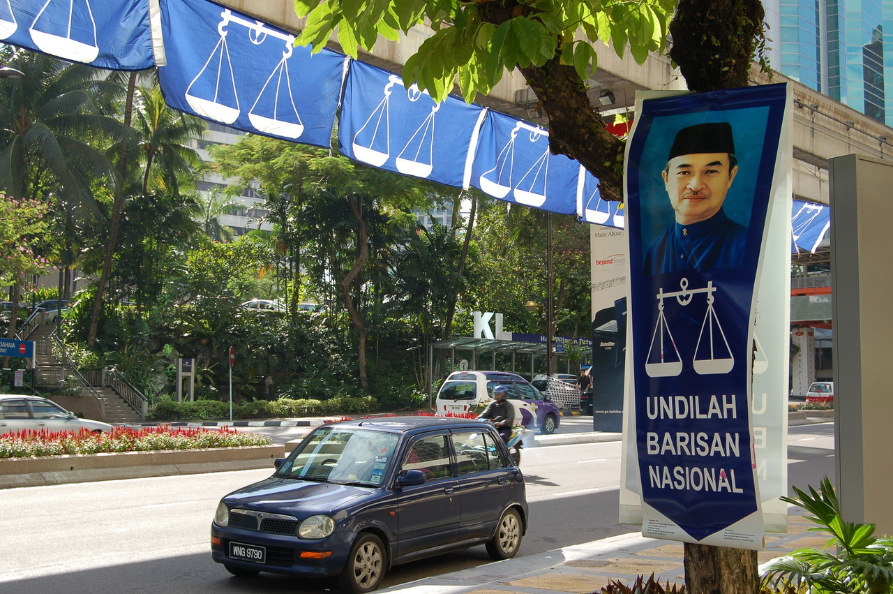 Elections in KL