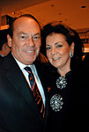 NEW YORK-NOVEMBER 10:  Mickey Schulhof and Paola Schulhof attend LINCOLN CENTER For The Performing Arts Fall Gala & Fundraiser Honoring JULIEN J. STUDLEY at  Avery Fisher Hall in New York City on  on Monday, November 10, 2008 (Photo Credit: Christina Nuki)