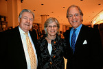 NEW YORK-NOVEMBER 10:  Frank A. Bennack, Jr., Mary Lake Bennack, and Richard K. DeScherer attends LINCOLN CENTER For The Performing Arts Fall Gala & Fundraiser Honoring JULIEN J. STUDLEY at  Avery Fisher Hall in New York City on  on Monday, November 10, 2008 (Photo Credit: Christina Nuki)