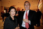 NEW YORK-NOVEMBER 10:  Ambassador Motoatsu Sakurai and Mrs. Motoatsu Sakurai attend LINCOLN CENTER For The Performing Arts Fall Gala & Fundraiser Honoring JULIEN J. STUDLEY at  Avery Fisher Hall in New York City on  on Monday, November 10, 2008 (Photo Credit: Christina Nuki)